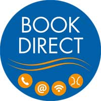 Book direct with best abailable rates!