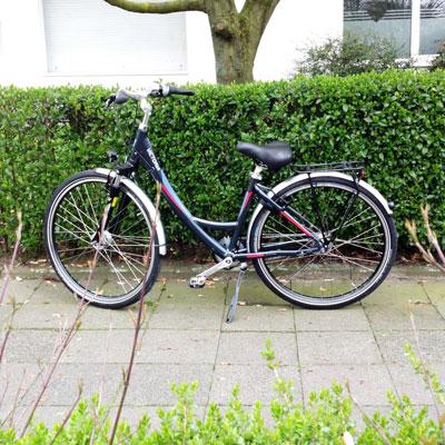 City Bike and Pedelec E-Bike Rental